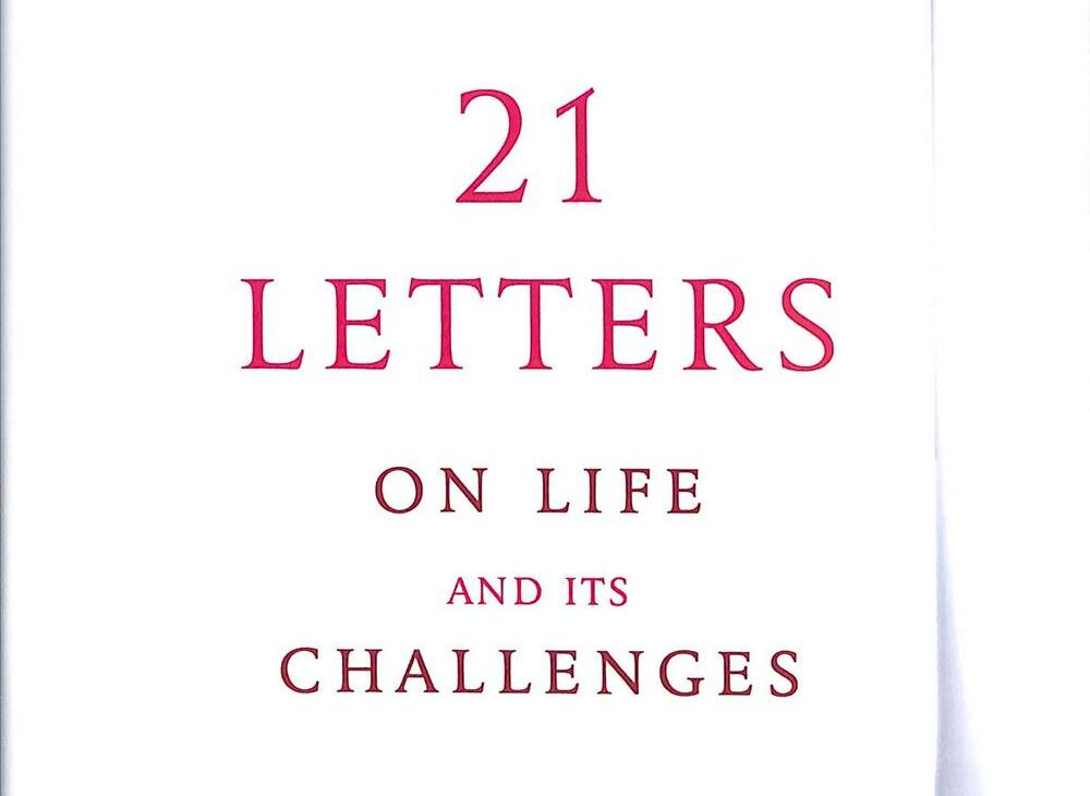 21 letters on life and its challenges, Charles Handy